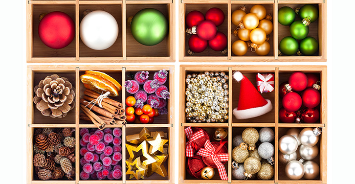 10 Tips to Organize Holiday Storage Space