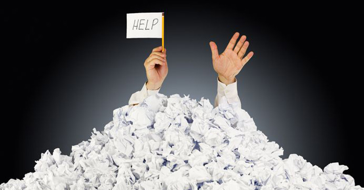 How to Create a Successful Paper Management System